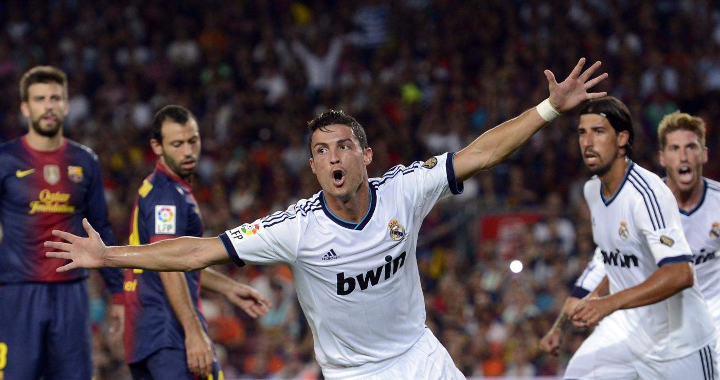 El Real Madrid Conquisto Este Miercoles La Supercopa De Espana Tras